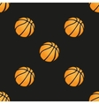 Universal basketball seamless patterns vector image vector image