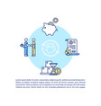 collaborative economy pros and cons concept icon vector image vector image