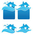water home vector image vector image