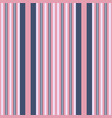 vertical dark blue and pink stripes print vector image