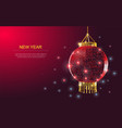 chinese new year color spring vector image