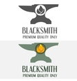 Set of logo badge label emblem and logotype vector image vector image