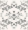 luxury fabric romantic texture vector image