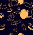 halloween-texture vector image