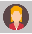 Businessmen profile icon design vector image
