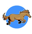 Jump Horse vector image vector image