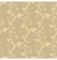 Damask seamless pattern for design vector image