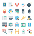Crime and Security Icons 2 vector image vector image