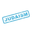 Judaism Rubber Stamp vector image vector image
