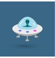 Ufo Alien vector image