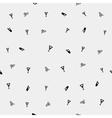 Geometric simple monochrome minimalistic vector image vector image