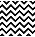 hand drawn textured zig zag seamless pattern vector image vector image