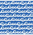 Ocean waves vector | Price: 1 Credit (USD $1)