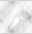 abstract seamless texture with gray triangles vector image