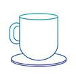 coffee cup hot icon vector image vector image