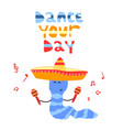 dance-your-day vector image vector image