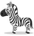 Cartoon Zebra