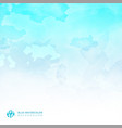 watercolor light blue background and texture with vector image