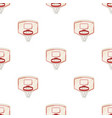 shield with basketbasketball pattern icon in vector image vector image