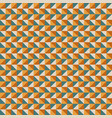 abstract geometric line pattern background for vector image vector image