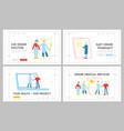 distant online medicine consultation smart vector image vector image