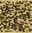 seamless pattern structure color snake skin vector image