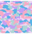 Camouflage seamless pattern 02 vector image vector image