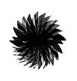spiral grunge stamp vector image vector image