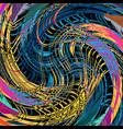 beautiful graffiti grunge texture abstract vector image vector image