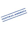 Central America Watermark Stamp