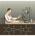 Chemistry2s vector image