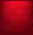 dark red retro background vector image vector image