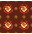 Ethnic Colorful seamless pattern vector image vector image