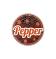Pepper Spice vector image vector image