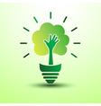 Green idea3 vector image