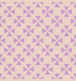 tile pattern with beige and violet background vector image vector image