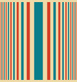 vertical blue and red shades stripes print vector image vector image