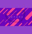 creative geometric shapes wallpaper minimal vector image vector image