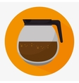 delicious coffee break design vector image