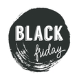 Black Friday Sale Badge vector image