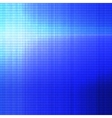 Abstract Blue Techno Background vector image