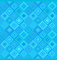 abstract seamless diagonal square pattern - tile vector image vector image