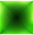 abstract green technology background vector image