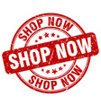 shop now red grunge round vintage rubber stamp vector image vector image