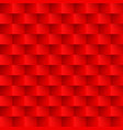 wicker red background vector image