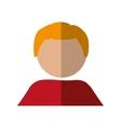 man male avatar cartoon social media icon vector image vector image