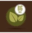 big sale food healthy vegan vector image vector image