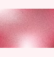 rose metallic sparkling texture vector image vector image