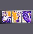abstract liquid banner fluid art texture
