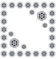 beautiful vintage circular pattern indian vector image vector image